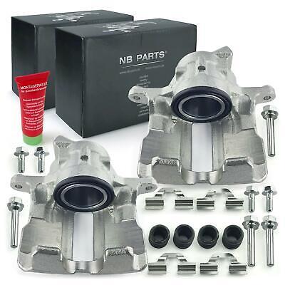 2x Bremssattel Bremszange 54mm vorne Audi 80 90 100 200 Coupe Quattro VW