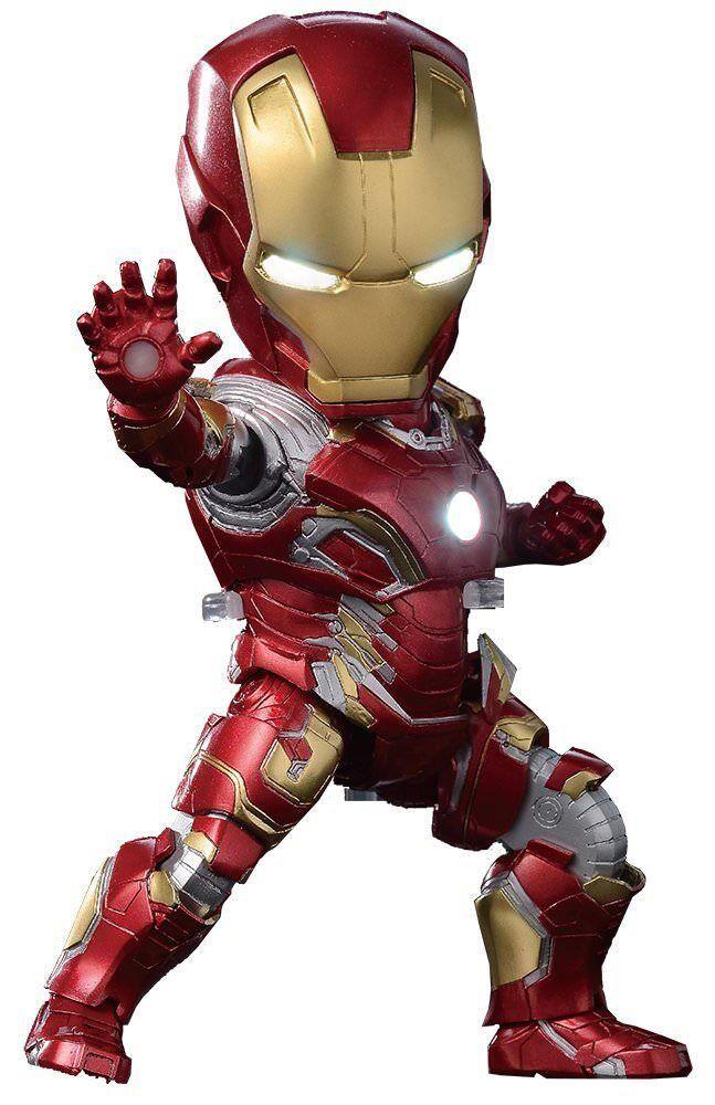 Marvel LOS VENGADORES EDAD DE ULTRON huevo ataque Acción Iron Man Mark 43 Figura De Acción