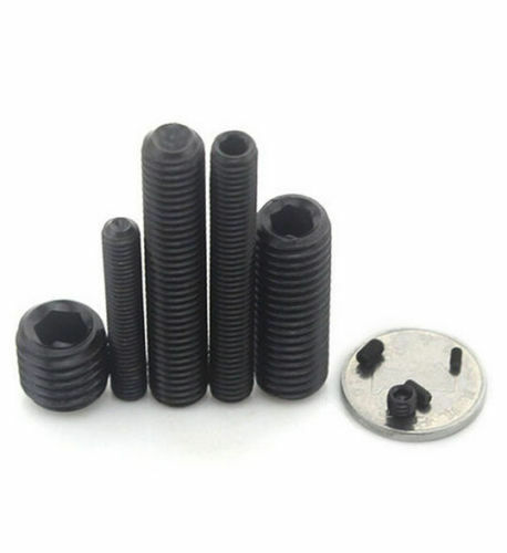 12.9 CLASS UNC 2#-56 4#-40 8#-32 Hex Socket Cup Point Grub Set Screws