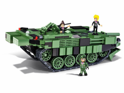 COBI 2498 carri armati Stridsvagn 103c Svezia
