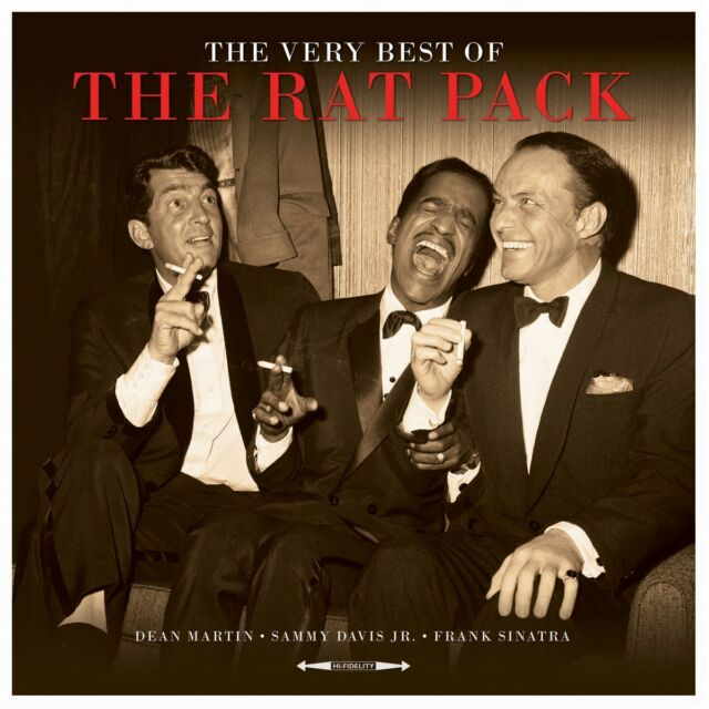 The Rat Pack - The Very Best Of (2LP 180g Gatefold Vinyl) NEW/SEALED