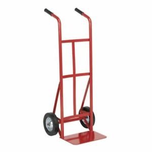 Sealey-CST983-Sack-Truck-with-Solid-Tyres-150kg-Capacity
