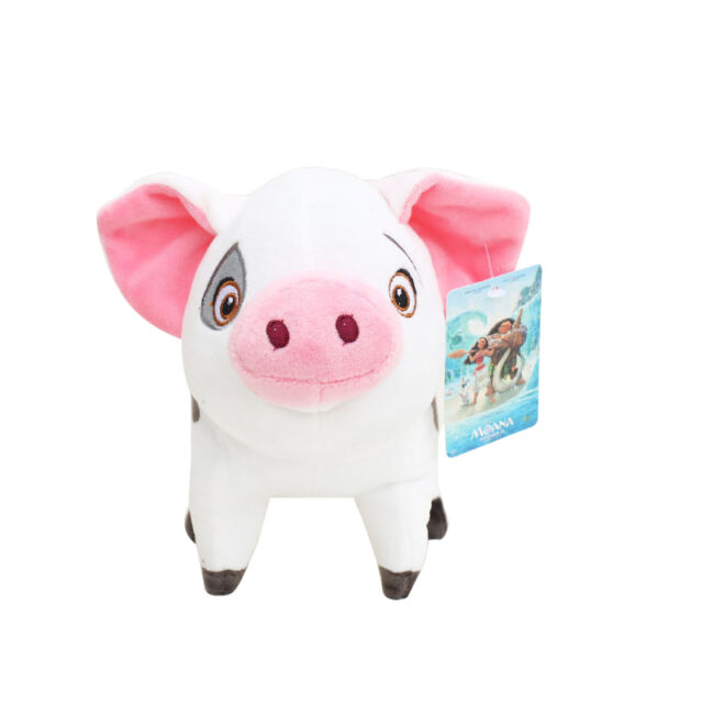 Disney Movie Moana Pet Pig Pua Stuffed Animals Cute Cartoon Plush