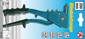 Kraftmann Nietzange2,4-4,8 mm250 mm