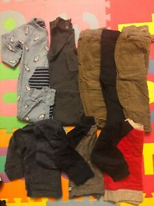 Lot Of Baby Boy Clothes 18 24 Months Pre Owned Ebay