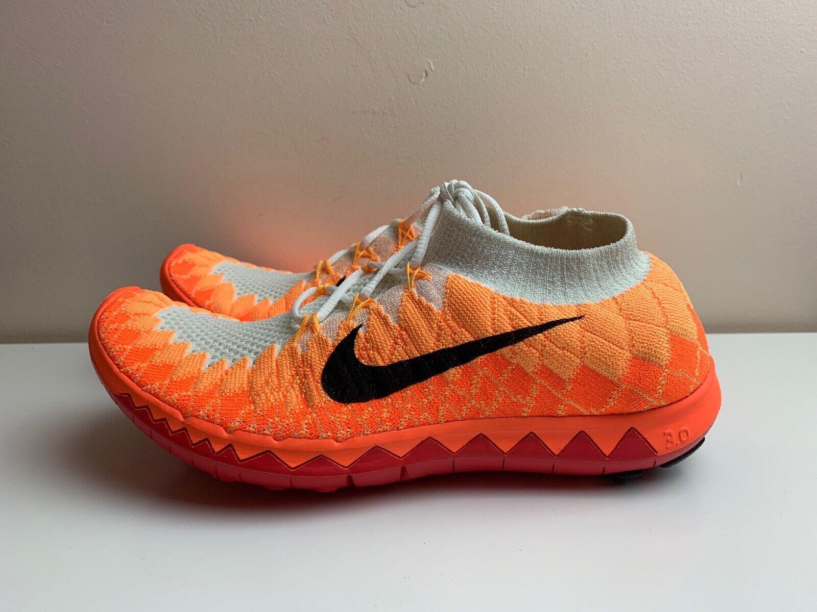 Nike Free Flystick 3.0 kvinnor kvinnor kvinnor Trainers orange gul UK 4 EUR 37.5 636231 101  för att ge dig en trevlig online shopping