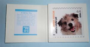 Details about Teddy Dog USPS Animal Rescue Adopt a Shelter Pet 2010 44 cent  Stamp Coaster NIB