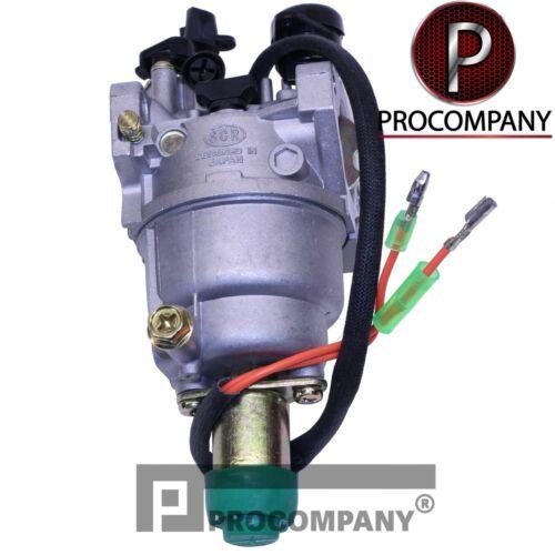 Carburetor for Honeywell HW5500 HW5500E HW6200 6036 6037 6151 100924A Generators