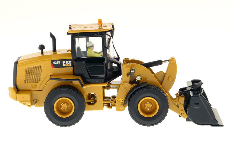 Caterpillar 1 50 Scale Metal Diecast Cat 938K Wheel Loader Model 85228 Toy Gift