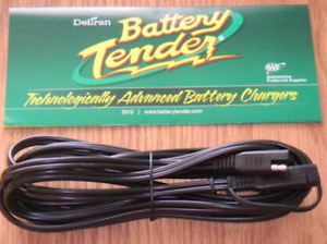 Battery Tender 081-0148-12 12.5/' Extension Cable