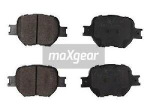 Original MAXGEAR Bremsbelagsatz Scheibenbremse 19-1152 für Lexus Toyota