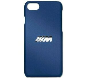 best sneakers c5f0e 58d95 Details about Genuine BMW Motorsport Hard Case iPhone 7 / 8 PLUS VERSION  ONLY Phone Cover