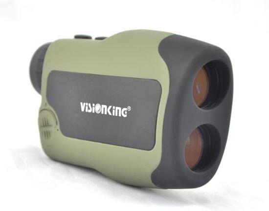 Visionking 6x25 LCD Laser Range Finder 600m Golf Hunting Hunter Scope w/ Mount