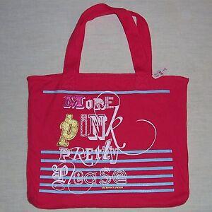 Victoria/'s Secret Tote Bag More PINK Pretty Please NEW