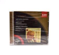 Mendelssohn: Violin Concerto; Bruch: Violin Concerto No. 1 (CD, Mar-1999, EMI)