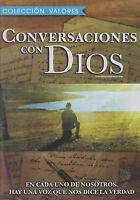 Sealed - Conversaciones Con Dios Dvd Conversation With God Ships Now