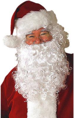 Adult Santa Claus Wig & Beard Set