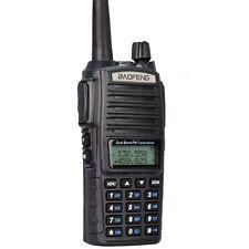 Portable Handheld Police Radio Scanner 2 Way Transceiver HAM Fire Antenna