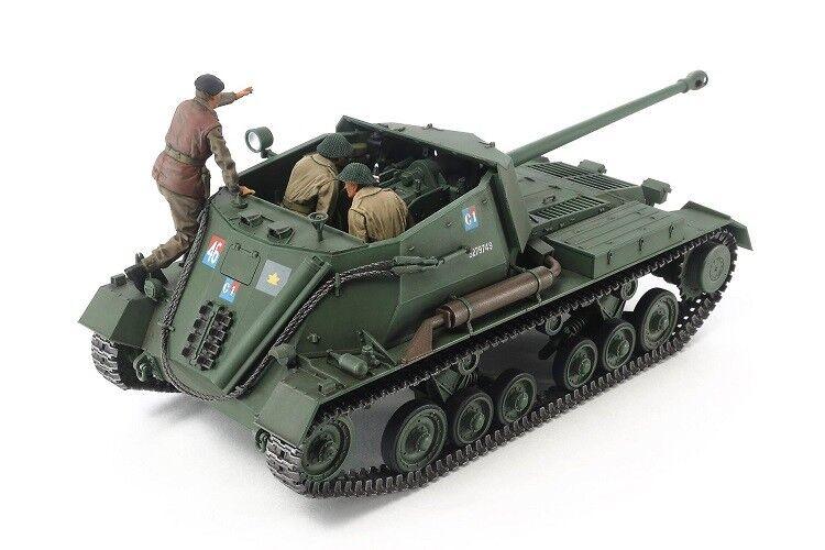 TAMIYA ART. 35356 35356 35356  British Sel-Propelled Anti-Tank Gun autoro Armato 1 35 258e02