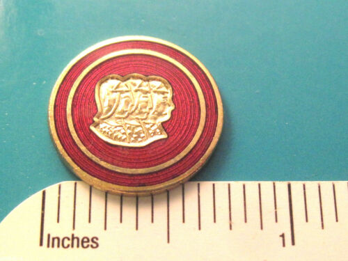 tie tac GIFT BOXED Q hatpin hat pin GRAHAM BROTHERS lapel pin
