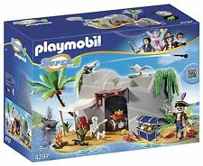 Playmobil Pirate Cave 4797