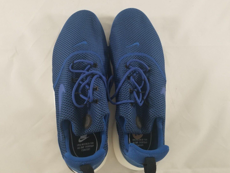 Men's 910570 401 Nike presto size 12 new royal blue black white shoe Rare Seasonal clearance sale