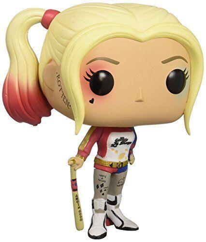 Harley Quinn DC Comics Funko Pop Movies Suicide Squad Action Figure