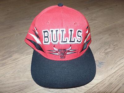 *chicago Bulls-cap* Kappe Von Mitchell&ness* Rot/schwarz/weiß* Ohne RüCkgabe