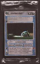 THIRD ANTHOLOGY SET (6 cards) [sealed] star wars ccg Artoo-Detoo In Red 5 3RD