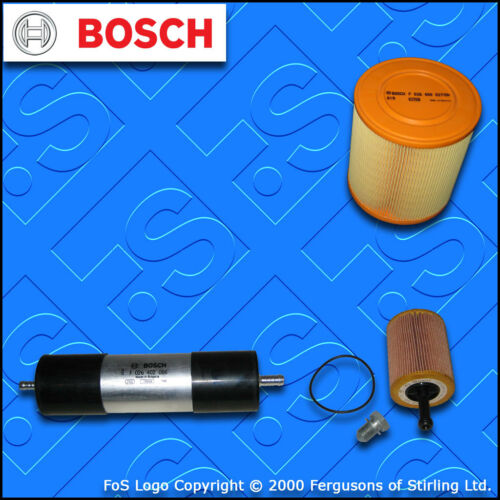 2008-2011 C6 2.0 TDI CAGB CAHA OIL AIR FUEL FILTERS SERVICE KIT for AUDI A6