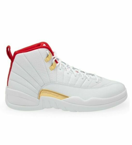 Air Jordan 12 FIBA 11/2 US Size Red