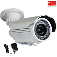 Built-in 1/3 inch Sony Effio CCD 700TVL 4-9mm Varifocal Len 42 IR LEDs Night WG4