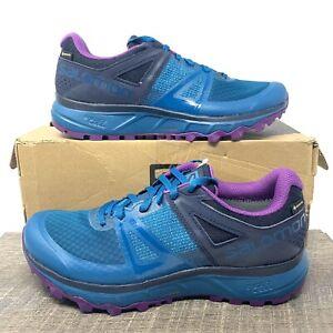 Details about Salomon Trailster GTX W Women's Trail Running Shoes Gore Tex  - US Size 8