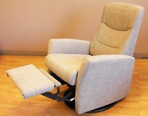 Image Is Loading Fjords Oslo Large Swing Relaxer Manual Recline Recliner