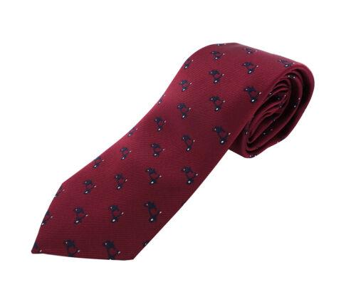 axy Herren Seidenkrawatten mit Geschenkbox Krawatte 8cm breite in 3 Motiv HK2