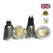 Narrow Beam LED GU10 7w 2700k Crompton