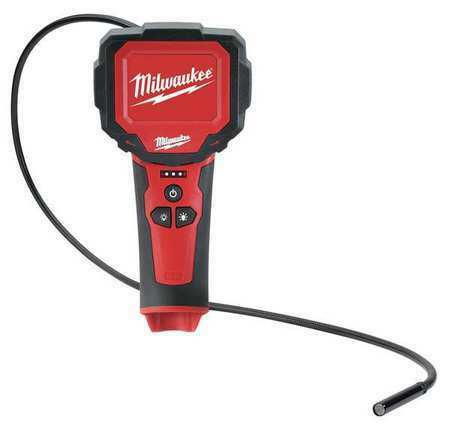 36 In Shaft MILWAUKEE 2313-20 No Battery M12 Video Borescope