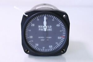 7677-United-Instruments-Manifold-Pressure-Gauge-P-N-6122