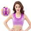 Women-Sports-Bra-Yoga-Fitness-Stretch-Workout-Tank-Top-Seamless-Racerback-Padded thumbnail 8