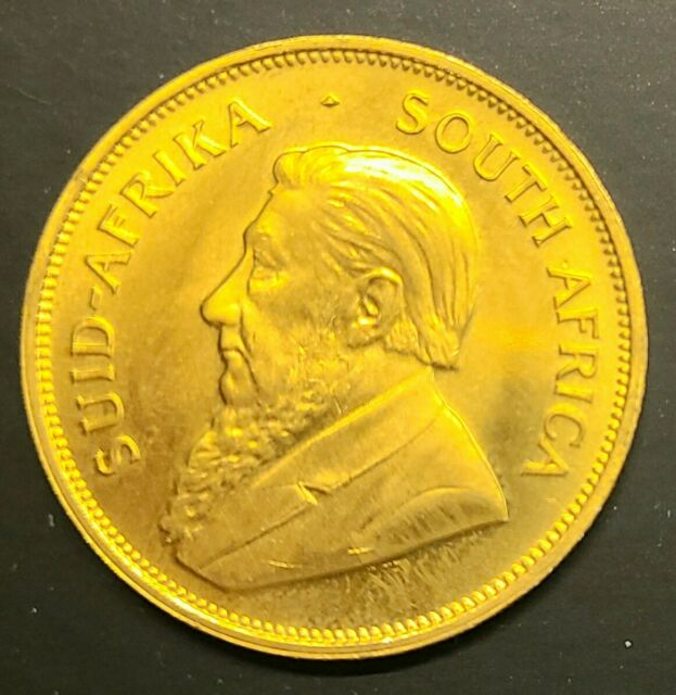 1978 1 Oz Gold South African Krugerrand