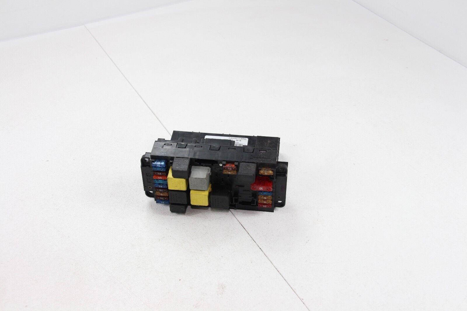 Mercedes W209 Under Bonet Sam Fuse Box Module Unit 2095451101 Ebay Relay
