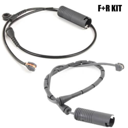 2pcs Front Rear Brake Pad Sensor Kit For 1994-2001 BMW 740iL 750iL Base Sedan