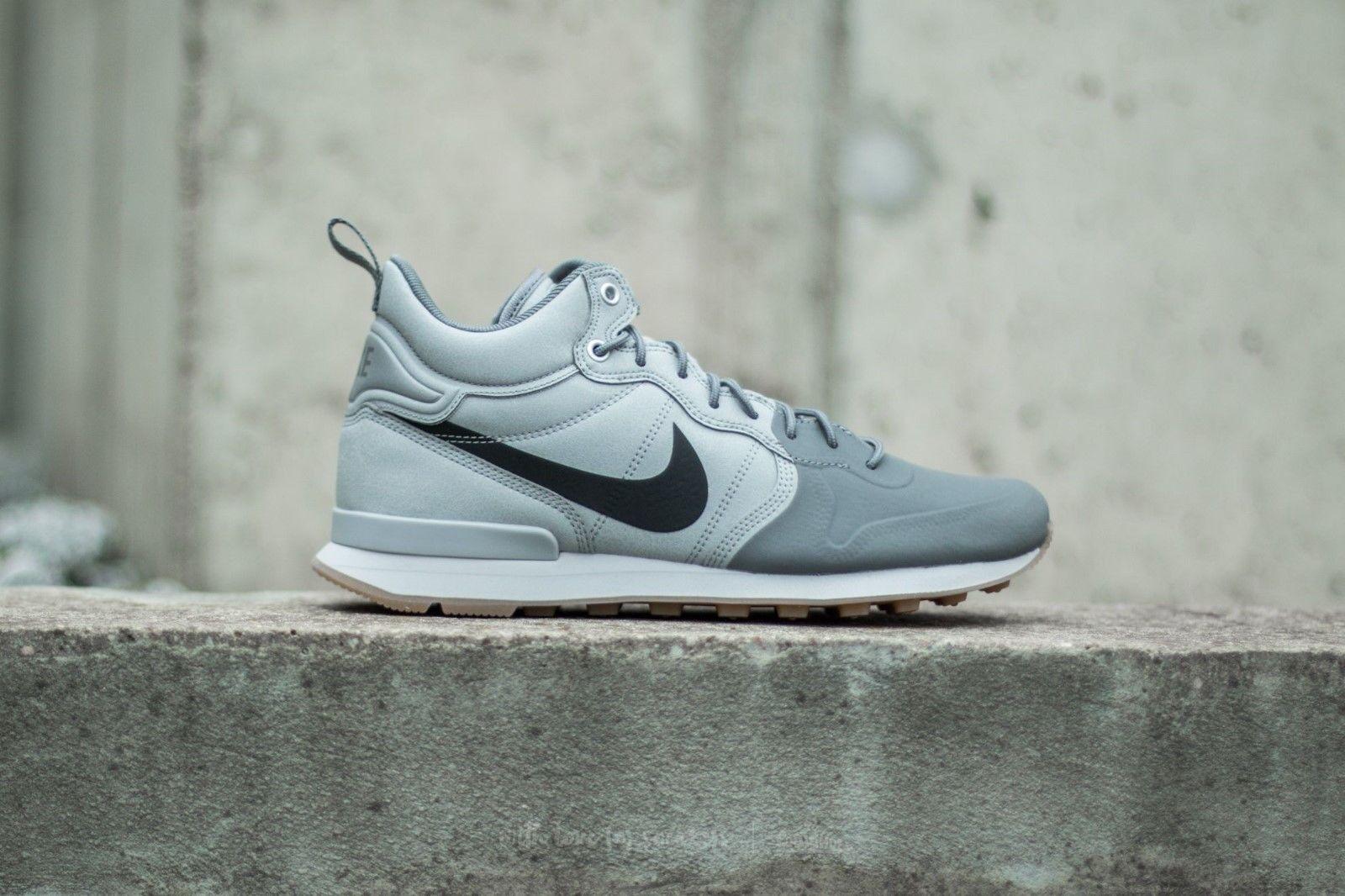 NEU&OVP Gr.40 Gum) grau (Wolf Utility Internationalist Nike
