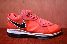 8e1449eeff46 item 2 WORN ONCE Nike Lebron 8 V 2 Low Solar Red 456849 600 Size 13 -WORN  ONCE Nike Lebron 8 V 2 Low Solar Red 456849 600 Size 13