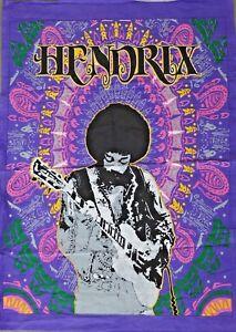 """Jimi Hendrix POSTER COPENHAGEN DENMARK 1970 Music Guitar Room Decor 13x20/"""" 14"""