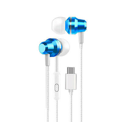 Headphone Earphone Digital Wired Control Type-C USB In-line Control  For Letv ~