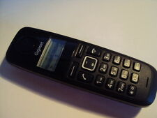 Gigaset A1000 Additional Handset Cordless Phone Black