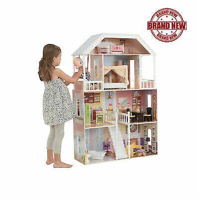Barbie Size Wooden Dollhouse Furniture