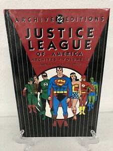 Justice-League-of-America-Archives-Vol-2-DC-Comics-Hard-Cover-Brand-New-Sealed