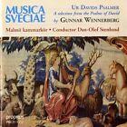 From Psalms of David - Wennerberg Gunnar CD